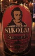 Sinebrychoff Panimomestarin Nikolai Vuosiolut 2013 Cascade Ale (4.5 %)