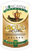Doncaster Gold Cup Golden Ale