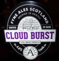 Fyne Ales Cloud Burst