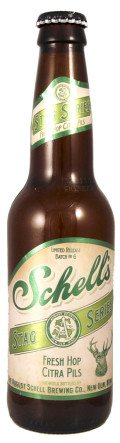 Schell Stag Series #6 - Fresh Hop Citra Pils