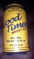 Minhas Good Times Wheat Ale