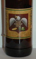 Kruhnen Finis Coronat Opus (Dark Chocolate Stout)