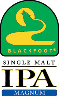 Blackfoot River Single Malt IPA - Magnum Single Hop