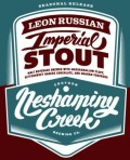 Neshaminy Creek Leon Russian Imperial Stout