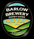 Barlow Three Valleys IPA