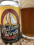 Grey Sail Autumn Winds Fest Beer