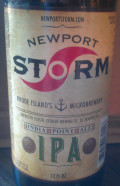 Newport Storm India Point Ale