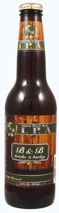 Bricks & Barley IPA