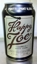 Happy Joe Oakwood Apple Cider - Cider