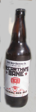 Knee Deep McCarthy�s Bane Imperial Red Ale