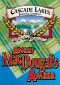 Cascade Lakes Angus MacDougals Amber - Scottish Ale