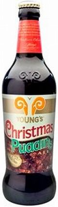 Young�s Christmas Pudding Ale