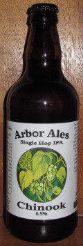 Arbor Single Hop IPA Chinook - India Pale Ale (IPA)