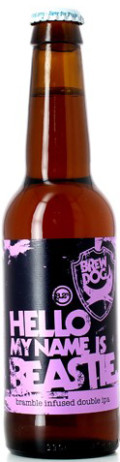 BrewDog Hello, My Name is Beastie - Imperial IPA