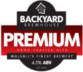 Backyard Premium - Bitter