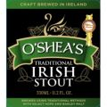 O�Shea�s Traditional Irish Stout