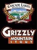 Cascade Lakes Grizzly Mountain Stout - Sweet Stout