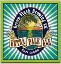 Green Flash Extra Pale Ale - English Pale Ale
