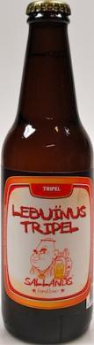 Sallands Landbier Lebu�nus Tripel - Abbey Tripel