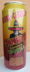 Companeros Tequila - Spice/Herb/Vegetable