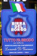 Everards / Birra del Borgo Tutto Fa Brodo