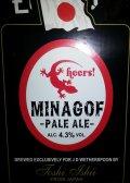 Marstons / Ishii Minagof Pale Ale (UK)