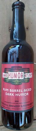 Iron Hill Dark Humor - Rum