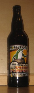 Hoppin� Frog Barrel Aged Frog�s Hollow Double Pumpkin