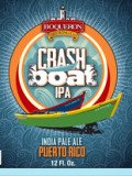 Boqueron Crash Boat IPA