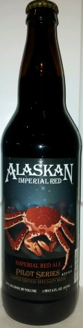 Alaskan Pilot Series: Imperial Red - American Strong Ale