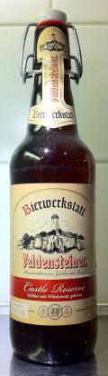 Veldensteiner Bierwerkstatt Castle Reserve