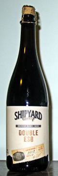 Shipyard Bourbon Barrel Aged Double ESB