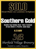 Sherfield Village Solo Southern Gold