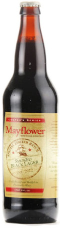 Mayflower Smoked Black Lager