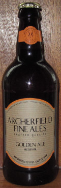 Archerfield Golden Ale