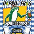 Hoppin� Frog Oktoberfest Froggy Style Lager - Oktoberfest/M�rzen