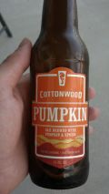 Foothills Cottonwood Pumpkin