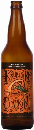 Karbach Krunkin Pumpkin
