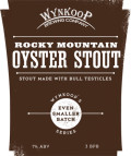 Wynkoop Rocky Mountain Oyster Stout