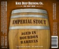 Knee Deep Bourbon Barrel Imperial Stout - Imperial Stout