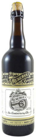 Oakshire Brewer�s Reserve 6 Anniversary Ale