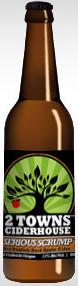 2 Towns Serious Scrump - Cider