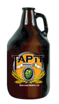 Tap It Serrano Pepper Ale - Spice/Herb/Vegetable