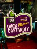 Green Duck Duck Dastardly