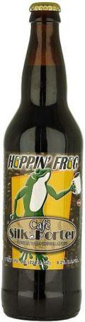 Hoppin� Frog Caf� Silk Porter - Porter