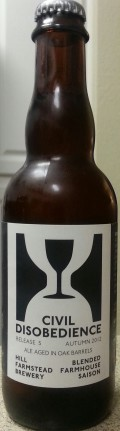 Hill Farmstead Civil Disobedience (Release 5)
