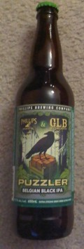 Phillips Puzzler Belgian Black IPA