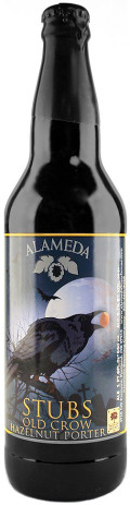 Alameda Stubs Old Crow Hazelnut Porter