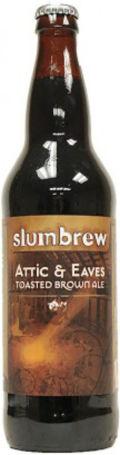Slumbrew Attic and Eaves