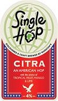 Marston�s Single Hop Citra